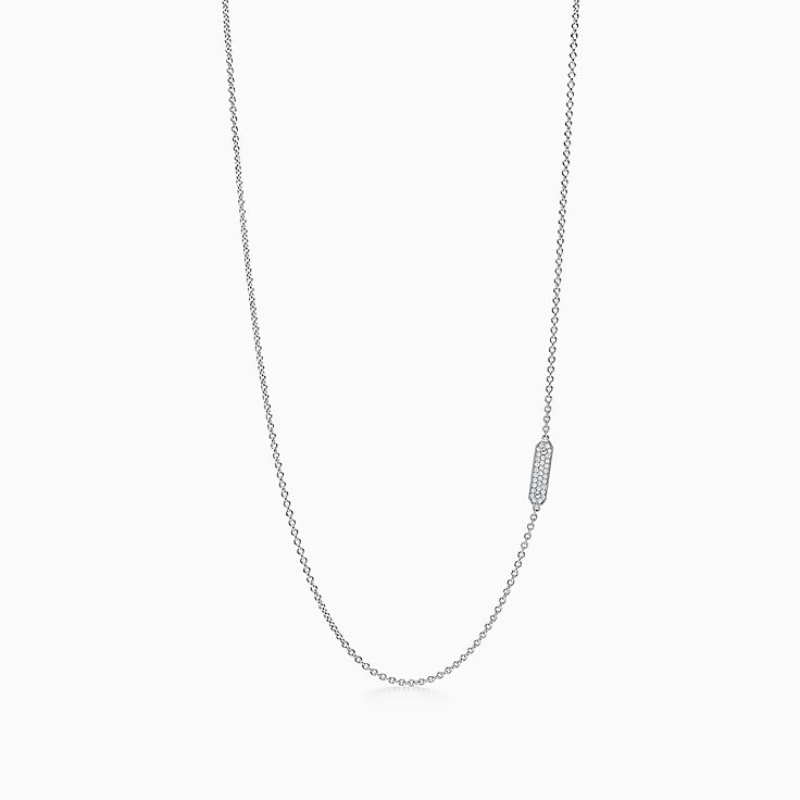 Tag Chain Necklace