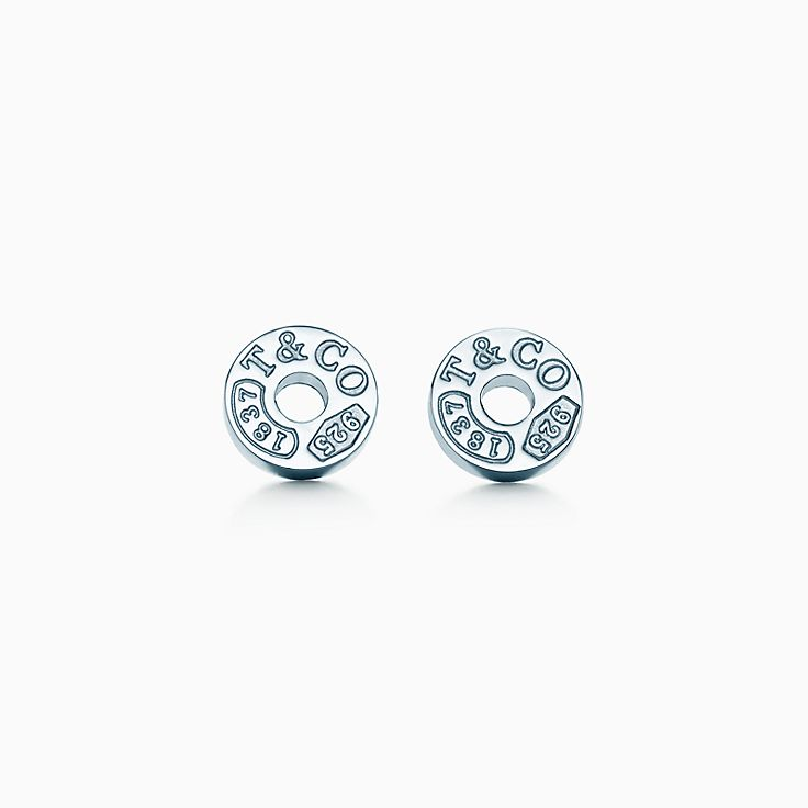 Tiffany 1837™:圓圈耳環