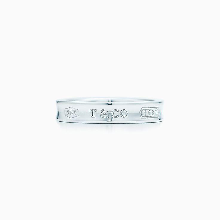 Tiffany 1837™:戒指