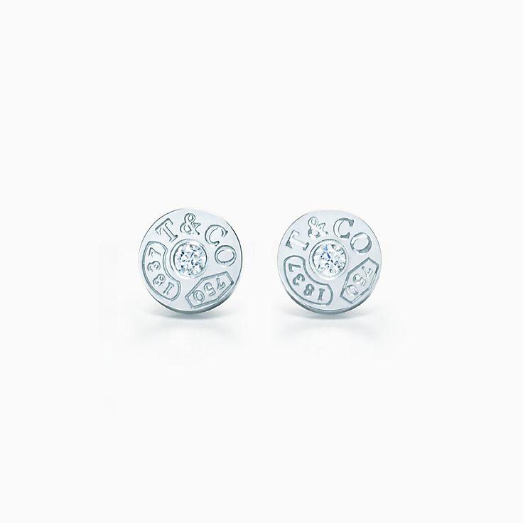 Tiffany 1837™: круглые серьги