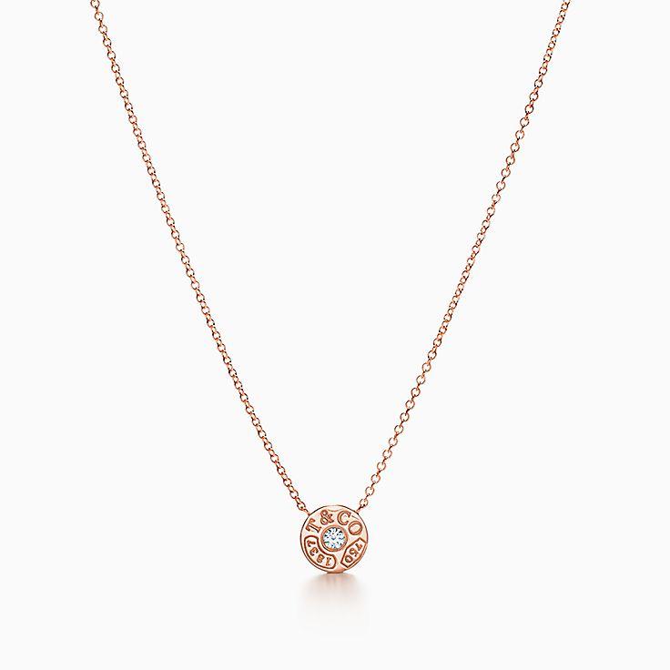 Tiffany 1837™:Circle Pendant