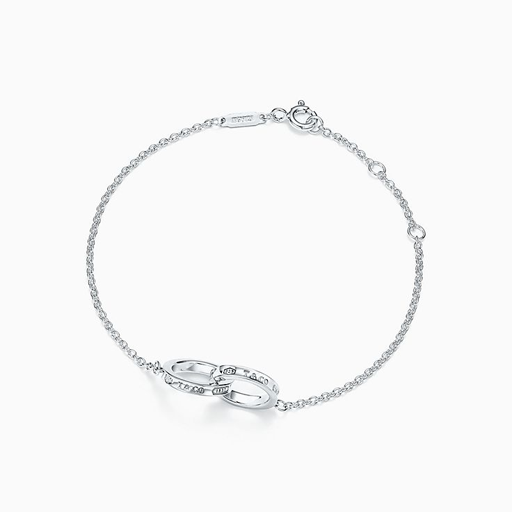 Tiffany 1837™:Interlocking Bracelet