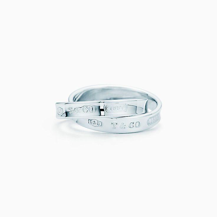 Tiffany 1837™:Interlocking Circles Ring