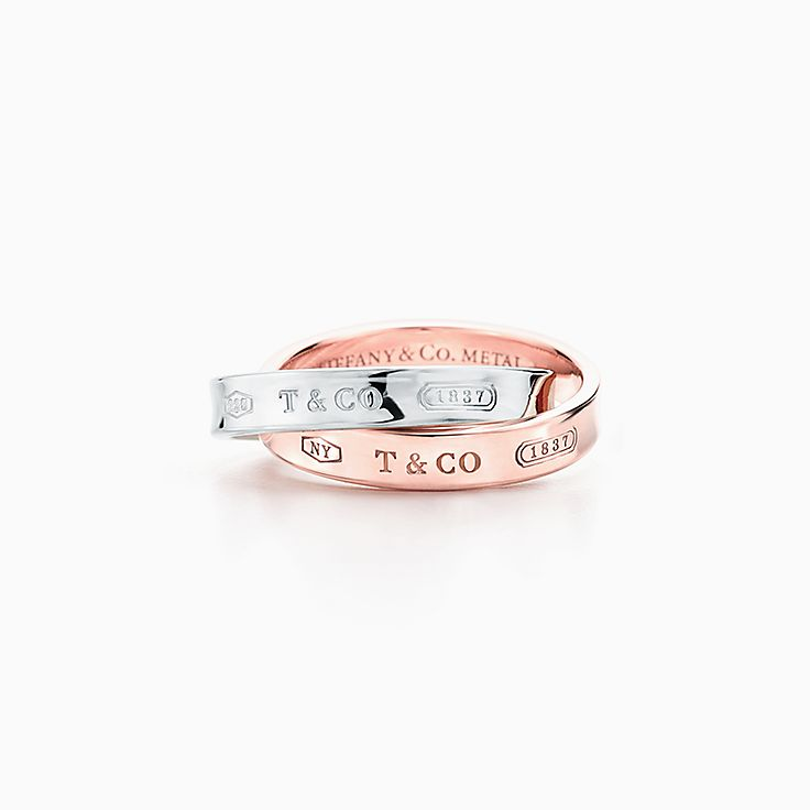 Tiffany 1837™:Interlocking Ring