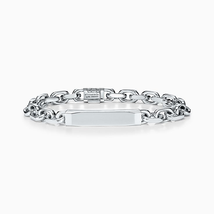 Tiffany 1837™:Makers I.D. Chain Bracelet in Sterling Silver