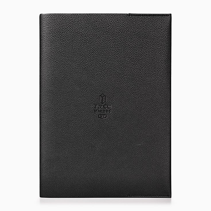 Tiffany 1837:Makers Leather Notebook