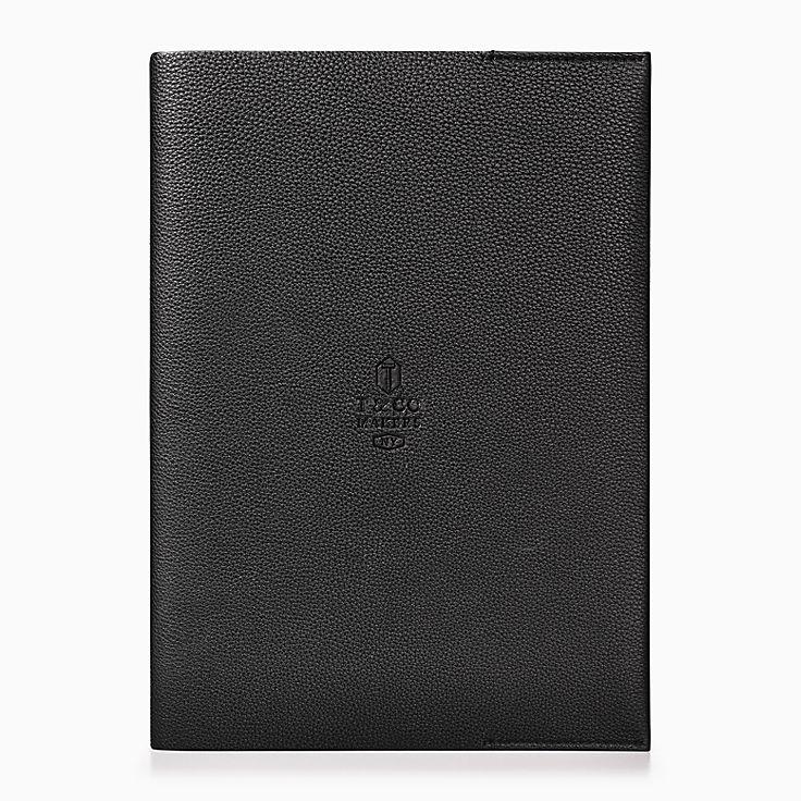 Tiffany 1837™:Makers Ledernotizbuch