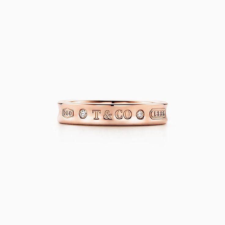 Tiffany 1837™:Narrow Ring