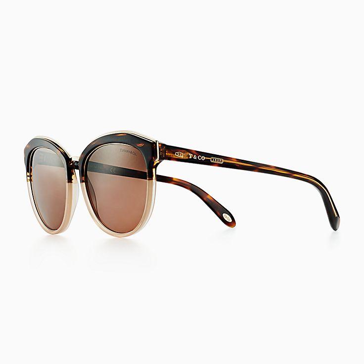 Tiffany 1837™:Round Sunglasses