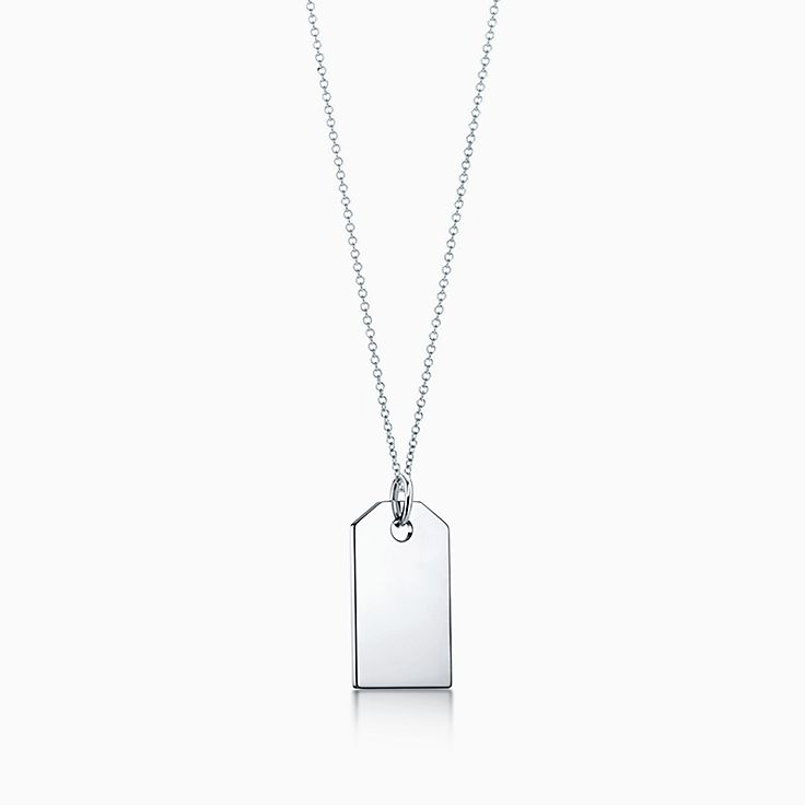 Tiffany Charms: Plaque