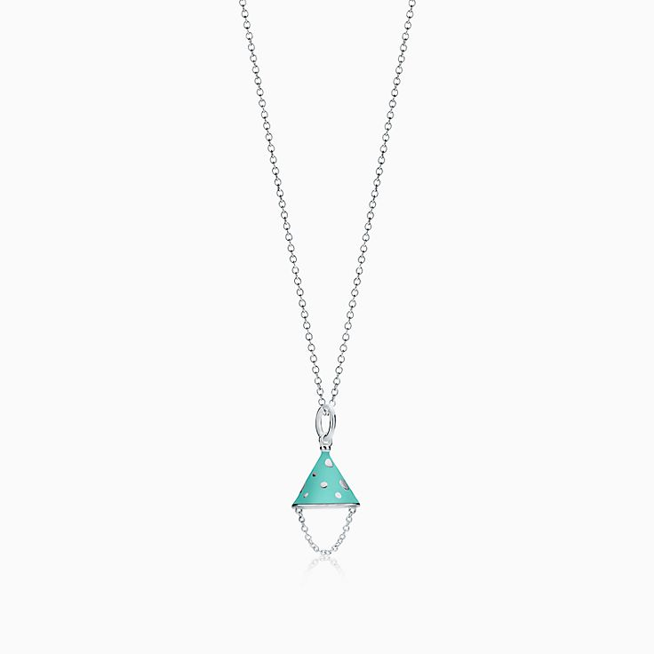 Tiffany Charms:Party Hat Charm