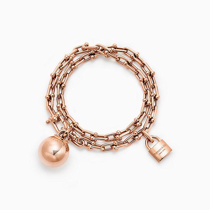 Tiffany City HardWear:Bracelet à double tour