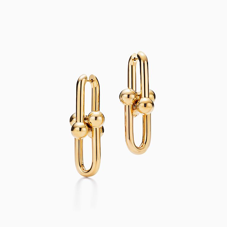 Tiffany City HardWear:Link Earrings