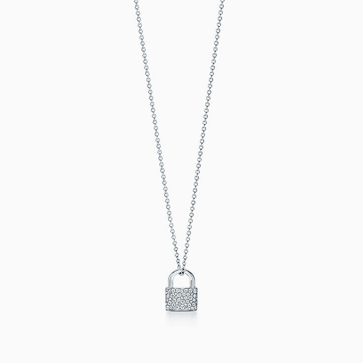 Tiffany City HardWear:Lock Pendant