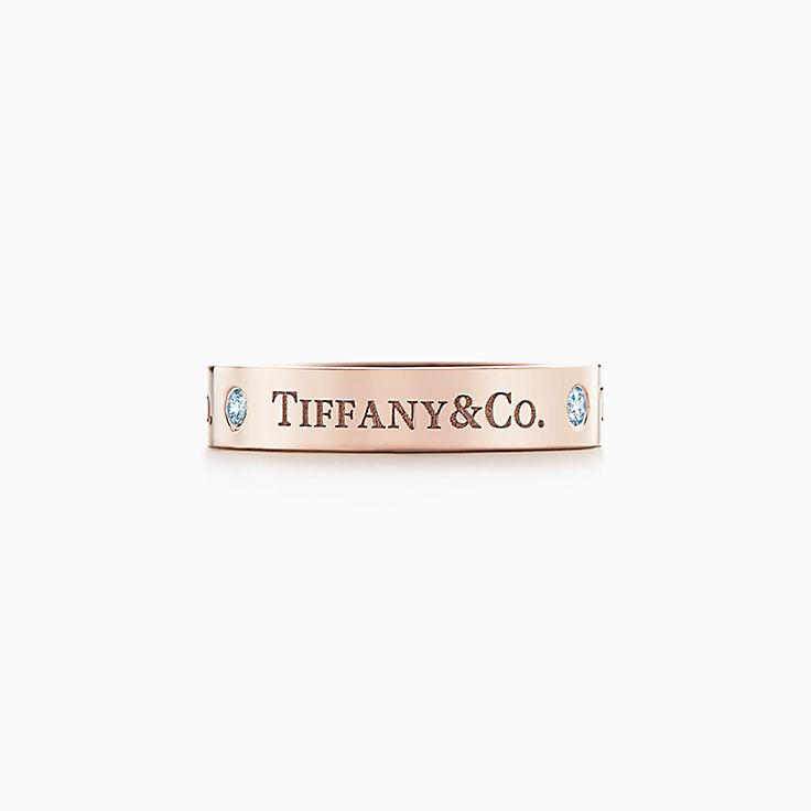 Tiffany & Co.® Кольцо