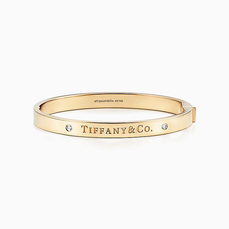 Tiffany & Co.®:ヒンジ バングル