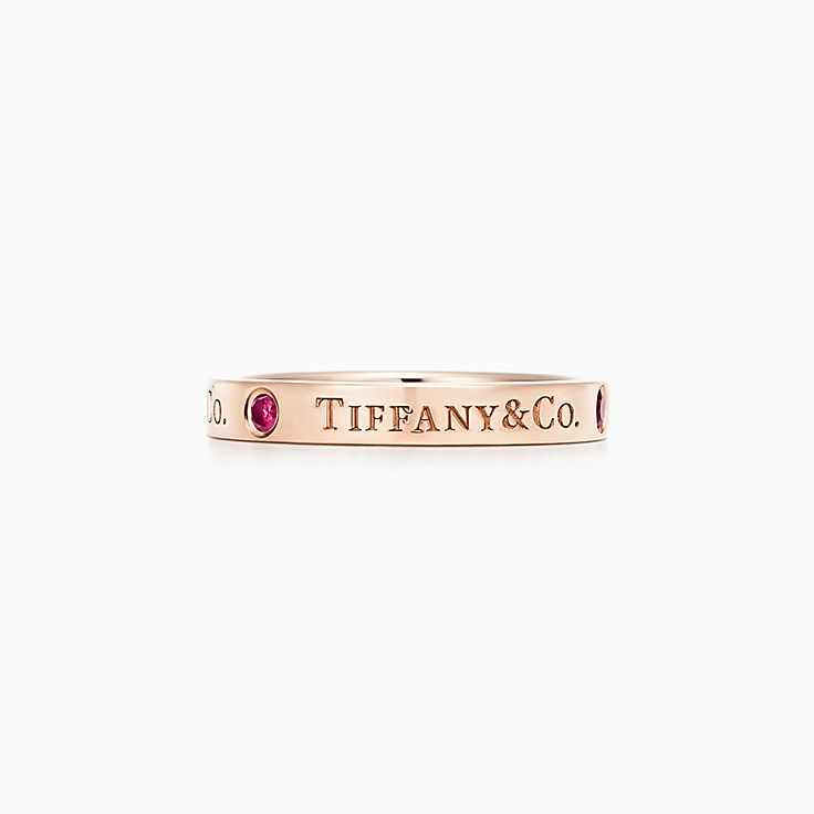 Tiffany & Co.®: кольцо