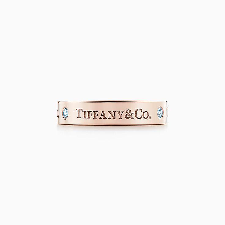 Tiffany & Co.® Bandring
