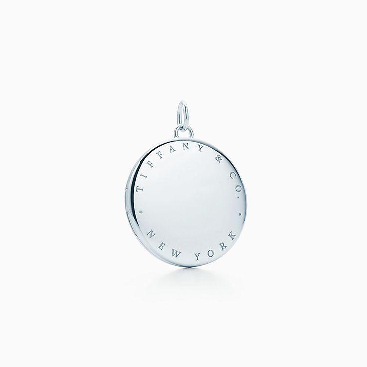 """""""Tiffany & Co.®"""" Round Locket"""