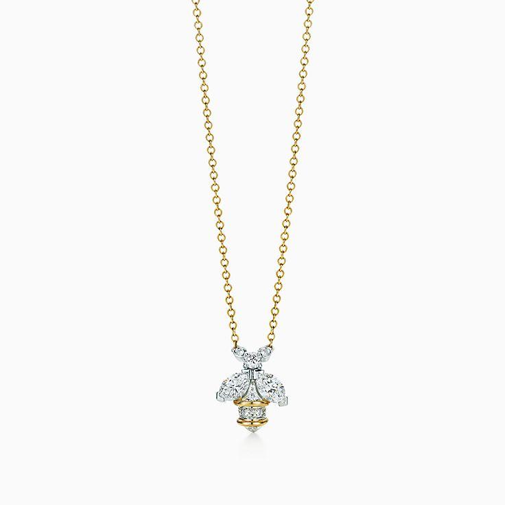 Tiffany & Co. Schlumberger:Подвеска в виде пчелы