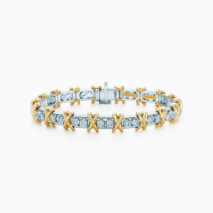 Tiffany & Co. Schlumberger: Bracelet 36 pierres