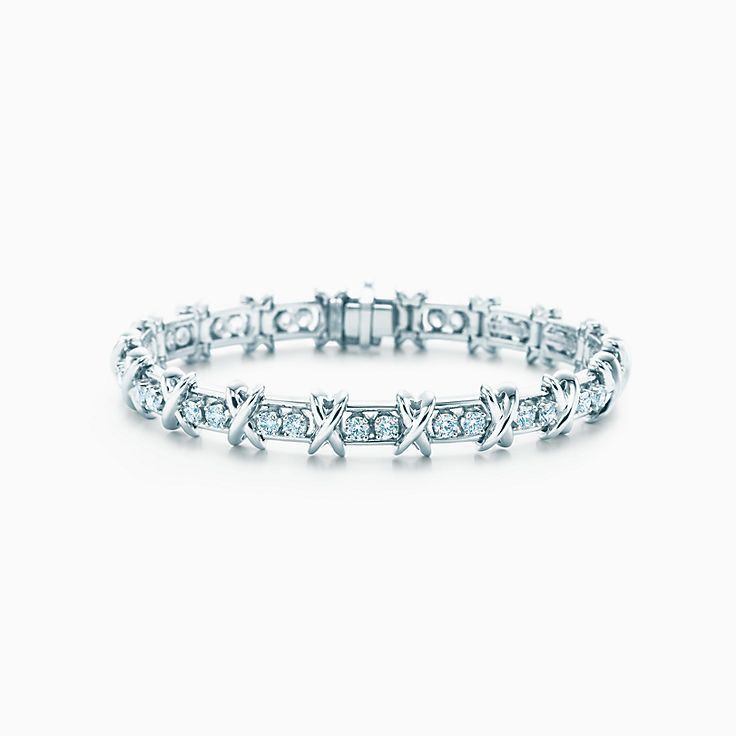 Tiffany & Co. Schlumberger: Bracelet 36pierres