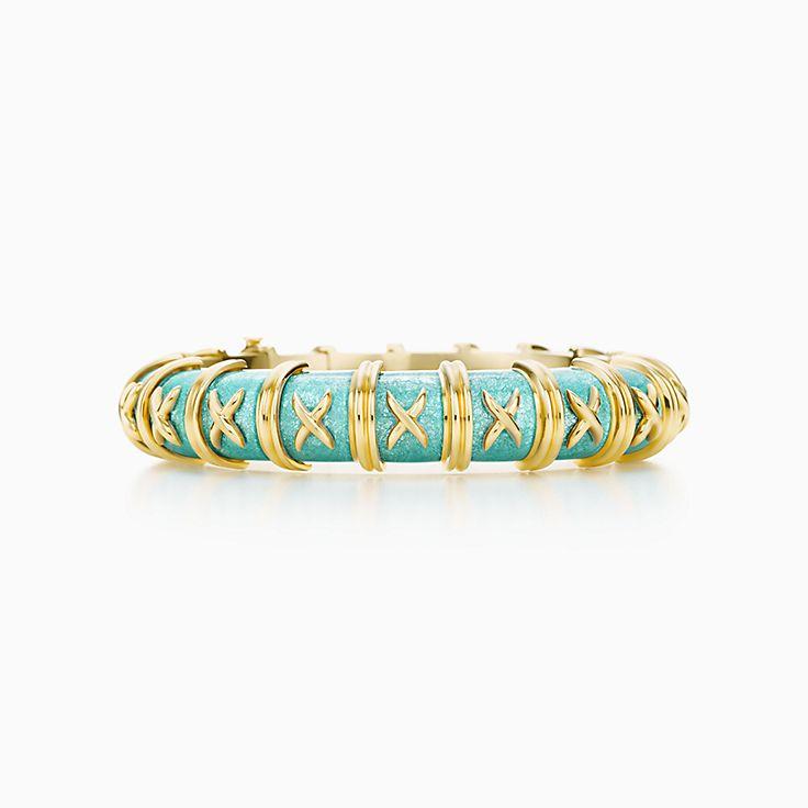Tiffany & Co. Schlumberger: Bracelet Croisillon