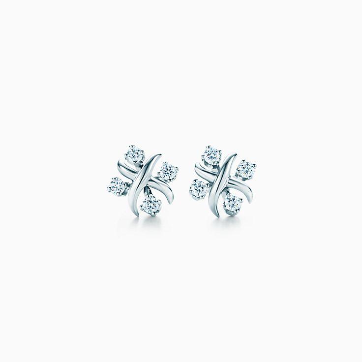 Tiffany & Co. Schlumberger: Brincos Lynn