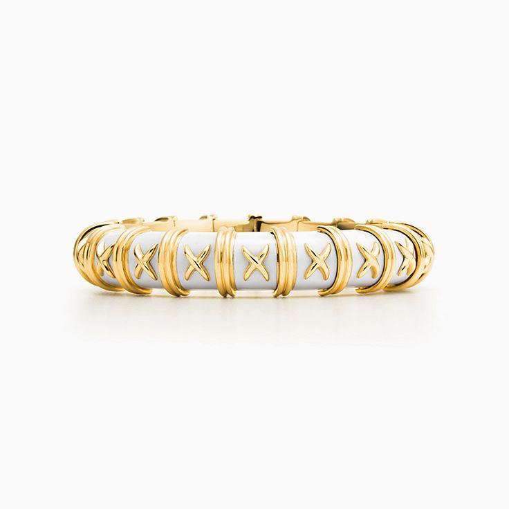 Tiffany & Co. Schlumberger:Браслет Croisillon