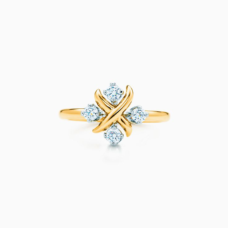Tiffany & Co. Schlumberger®:Кольцо Lynn