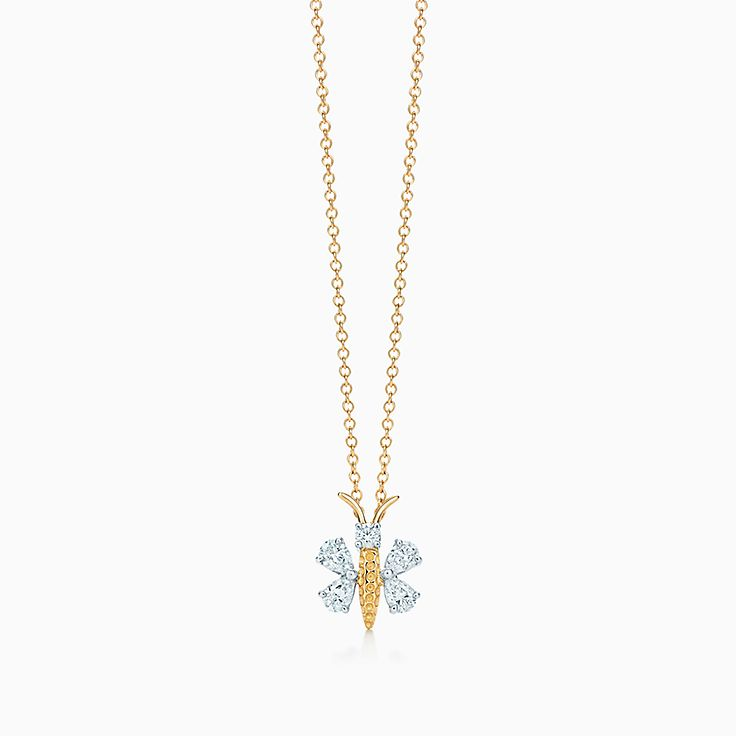 Tiffany & Co. Schlumberger®:Butterfly Pendant