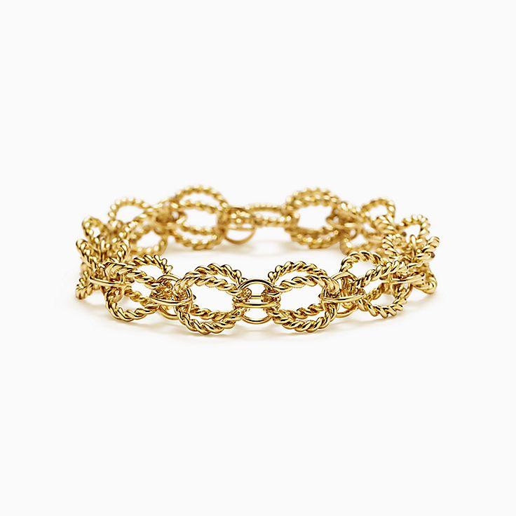 Tiffany & Co. Schlumberger®:Circle Rope Bracelet