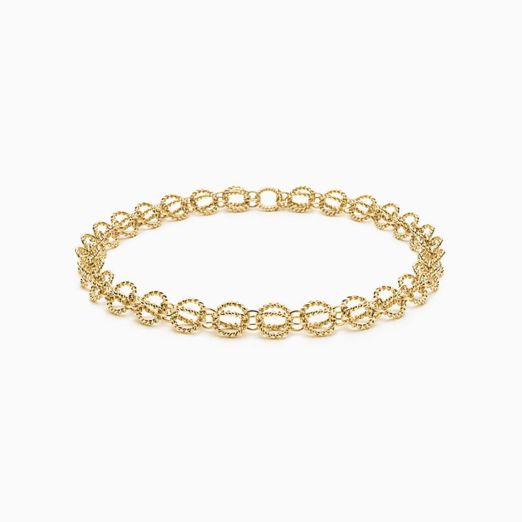 Tiffany & Co. Schlumberger®:Circle Rope Necklace