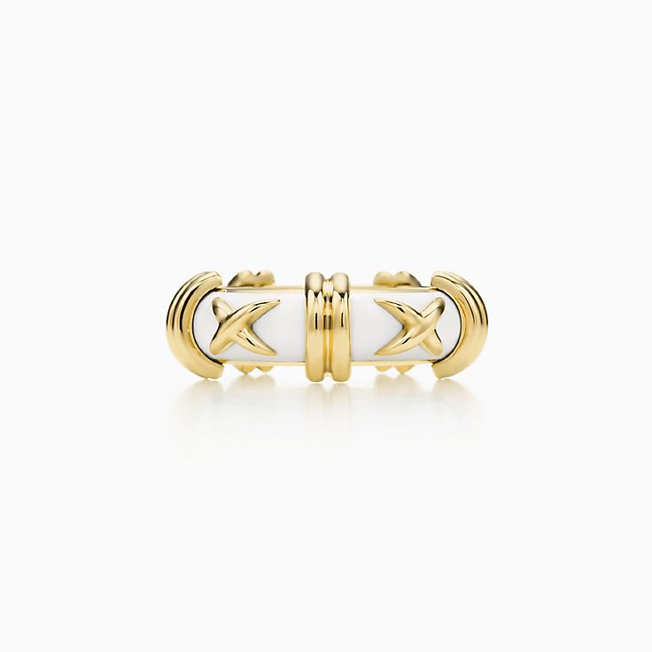 Tiffany & Co. Schlumberger®:Croisillon Ring
