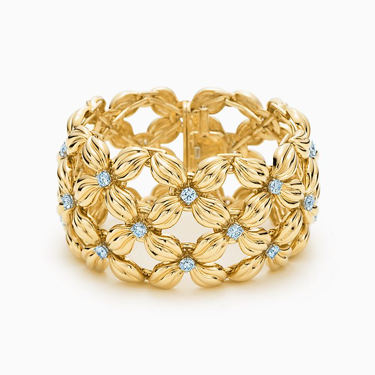 Tiffany & Co. Schlumberger®:Daisy Bracelet