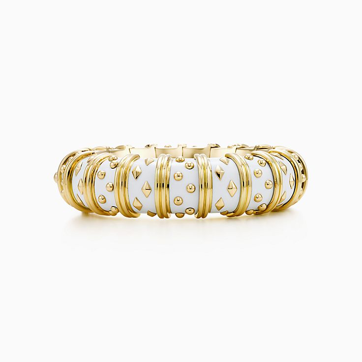 Tiffany & Co. Schlumberger®:Dot Losange Bracelet