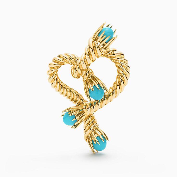 Tiffany & Co. Schlumberger®:Heart Clip