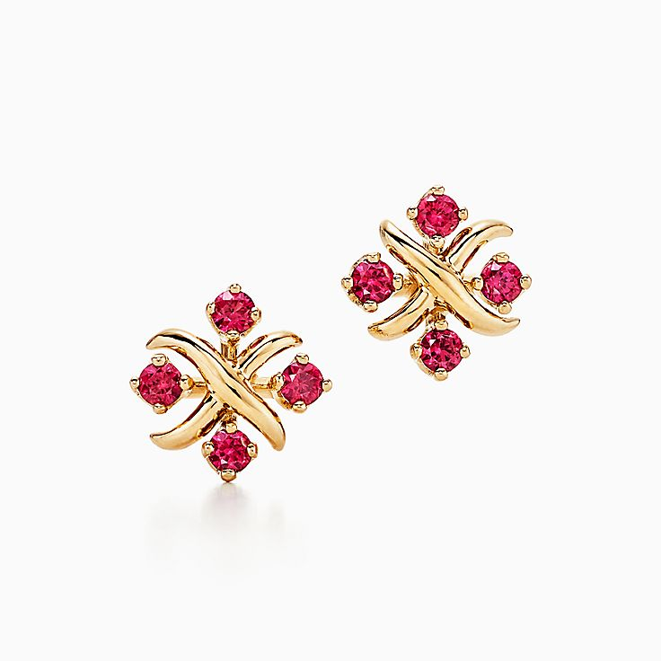 Tiffany & Co. Schlumberger:Lynn 耳環
