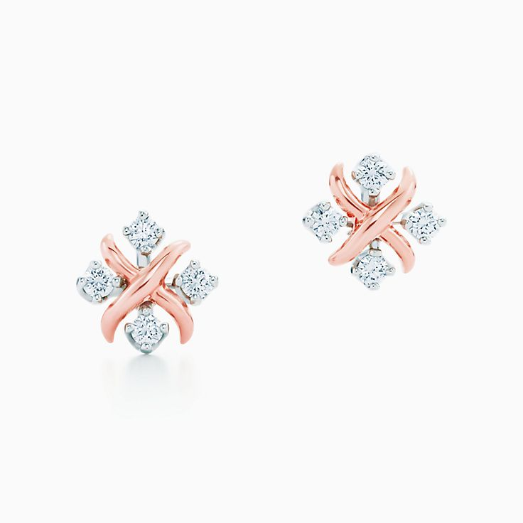 Tiffany & Co. Schlumberger:Lynn Earrings