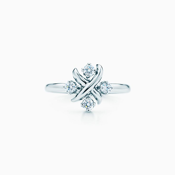 Tiffany & Co. Schlumberger®:Lynn Ring