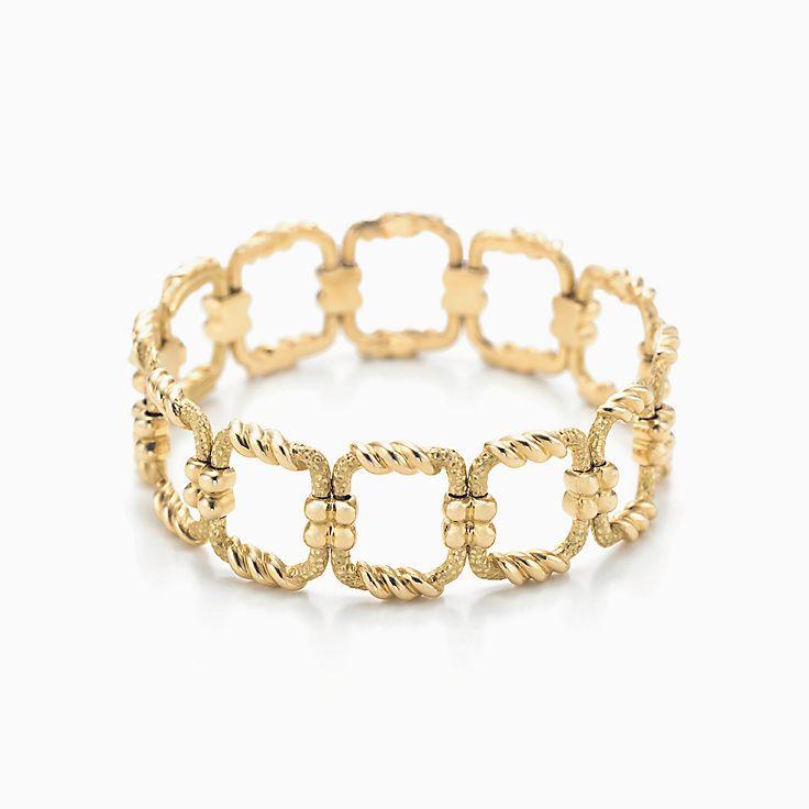 Tiffany & Co. Schlumberger®:Open Square Bracelet