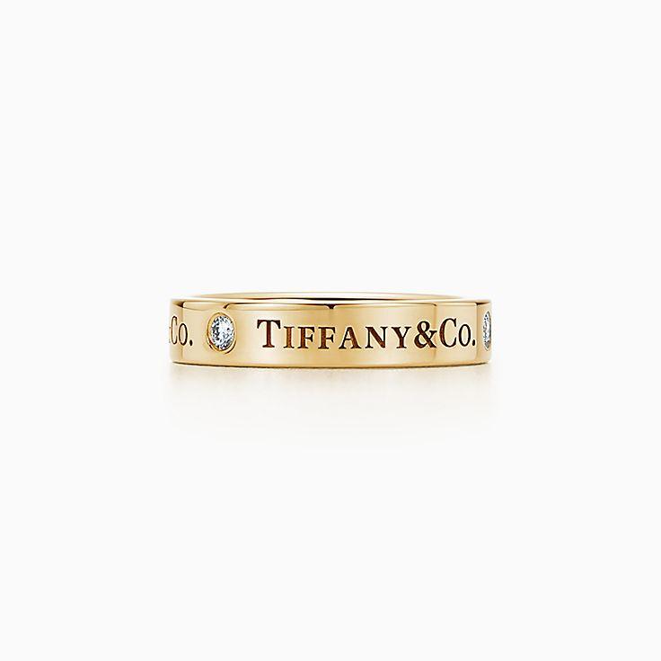 Tiffany & Co.®:Band Ring