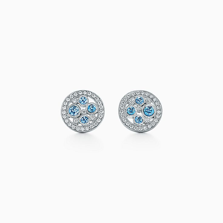 Tiffany Cobblestone:Earrings