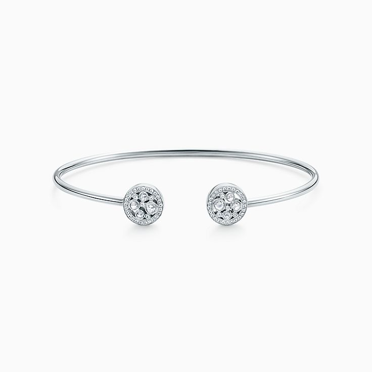 Tiffany Cobblestone:Wire Bracelet