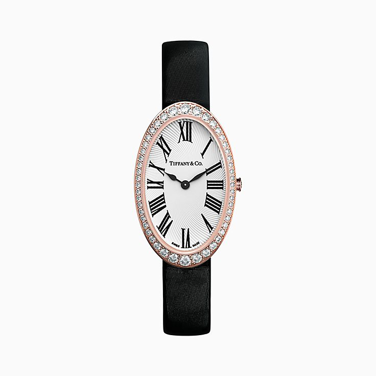 Tiffany Cocktail:2-Hand 21 x 34 mm Watch