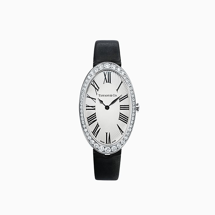 Tiffany Cocktail:2-Hand 25.6 x 42.4 mm Watch