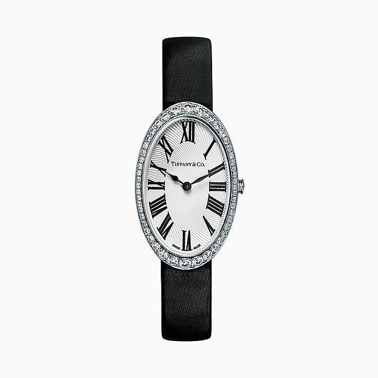 Tiffany Cocktail:Reloj de 21 x 34mm con 2 manecillas