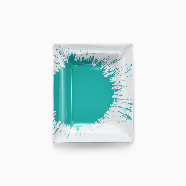 Tiffany Color Splash:Тарелочка для мелочей