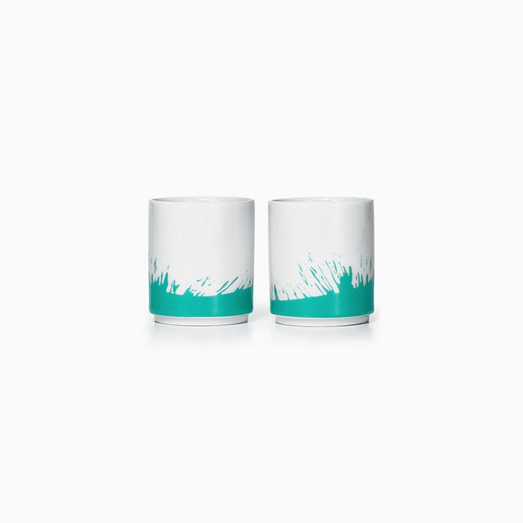 Tiffany Color Splash:Sake Cups