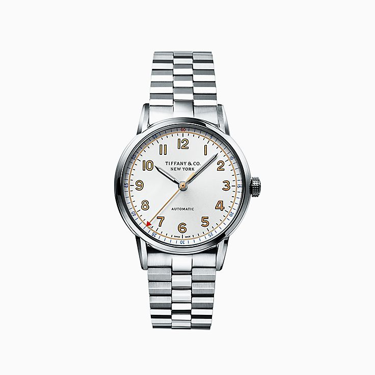 Tiffany CT60®:3-Hand 34 mm Watch
